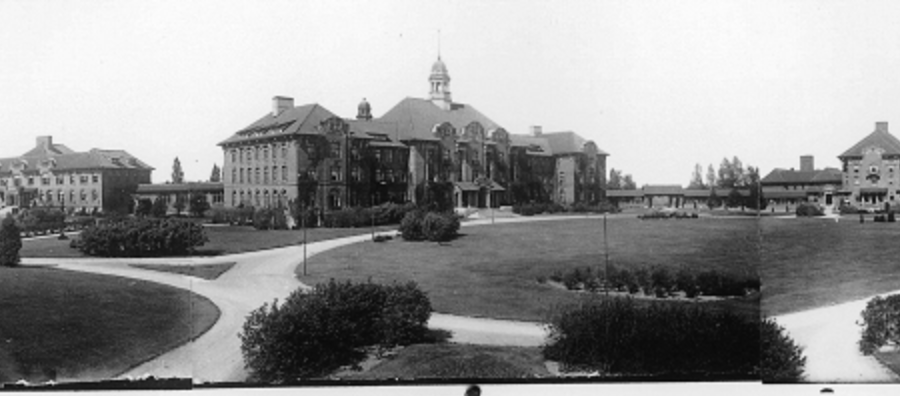 MacDonald College, Ste-Anne de Bellevue, QC, 1920